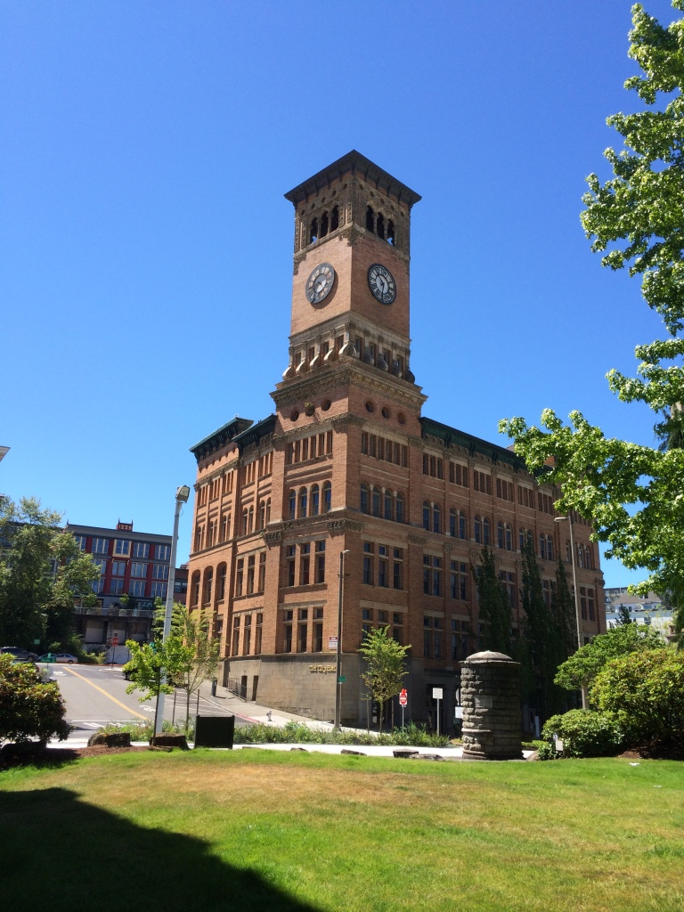 Tacoma's Old City Hall