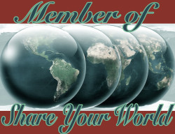 SHARE YOUR WORLD – 2015 WEEK#47
