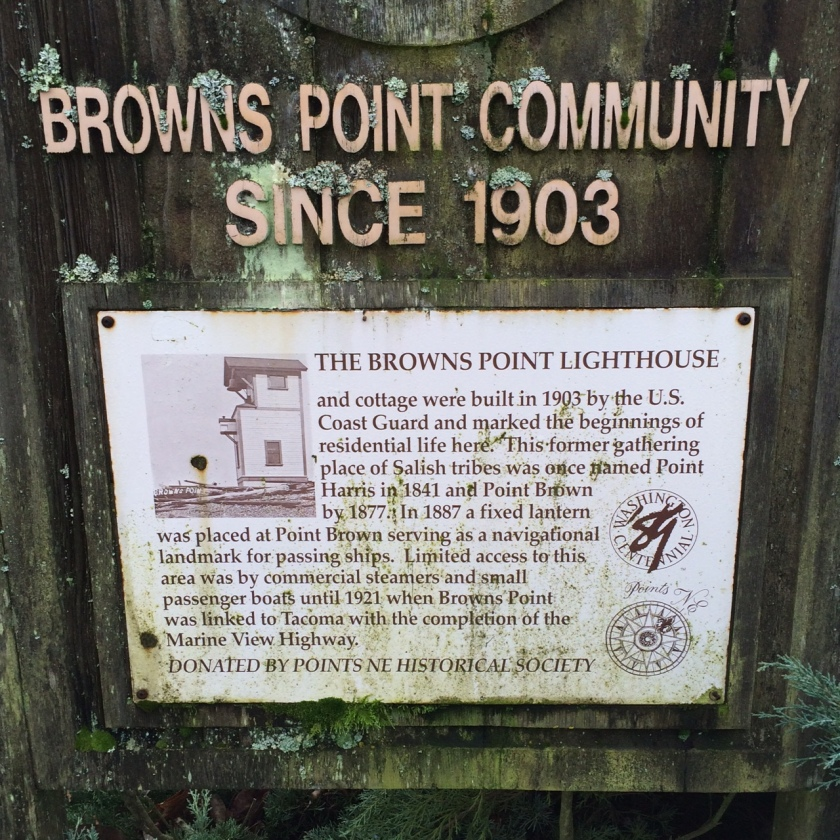 Browns Point Community