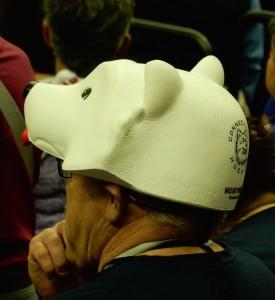 UConn Husky Hat
