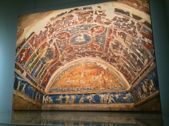 Fresco: Roman Bath