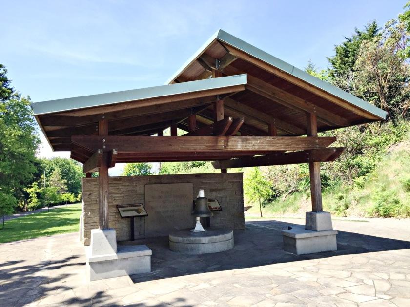 Entrance: War Memorial Park