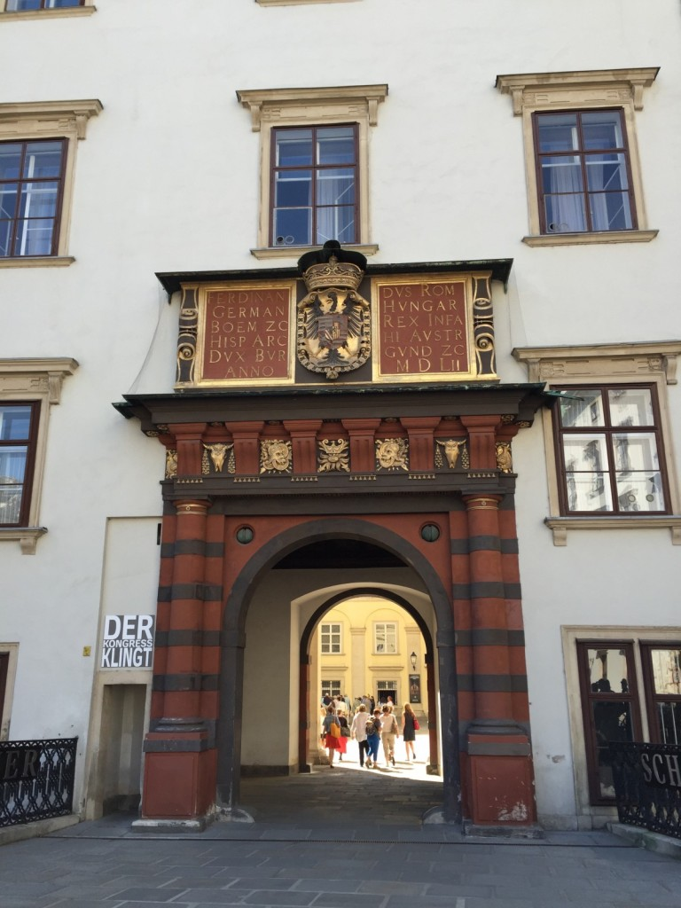 Early Gate, Vienna
