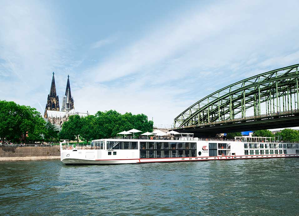 Viking River Cruise: Grand European Tour