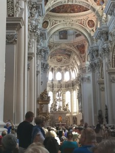 St. Stephan's Cathedral, Passau, Germany