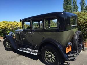 Dodge Brothers: 1928