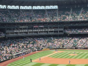 Welcome to Safeco Field