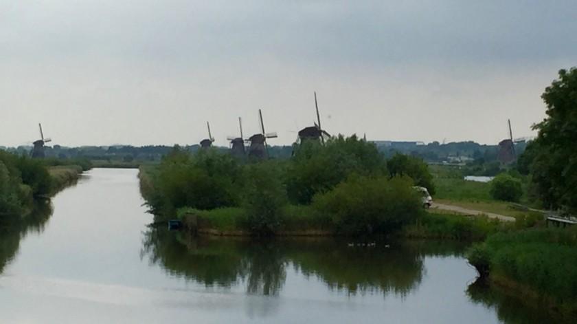 Windmills, Kinderdijk