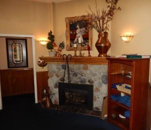 Gateway Cottage interior