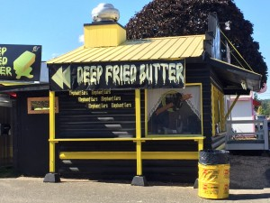 Deep Fried Butter Stand