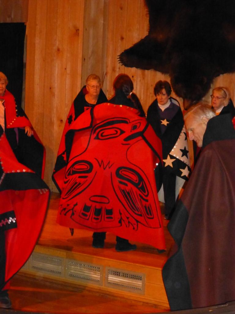 Tlingit blanket