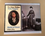 Stamp: Dr. Mary Walker, army surgeon