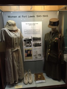 Women at Fort Lewis 1941-1945