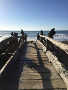 boardwalk at Beach 4
