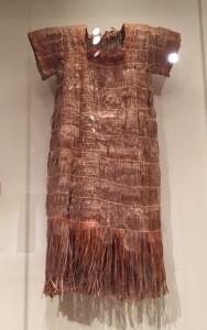 Cedar Bark Dress