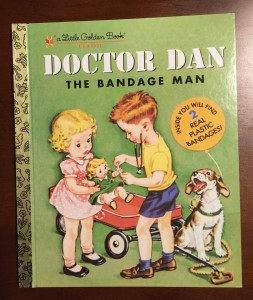 Cover: Doctor Dan the Bandage Man