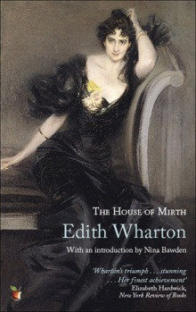 Cover: The House of Mirth, Edith Wharton