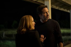 The X-Files: Mulder and Scully