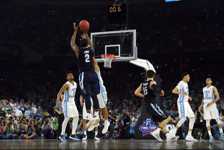 Villanova's Winning Shot