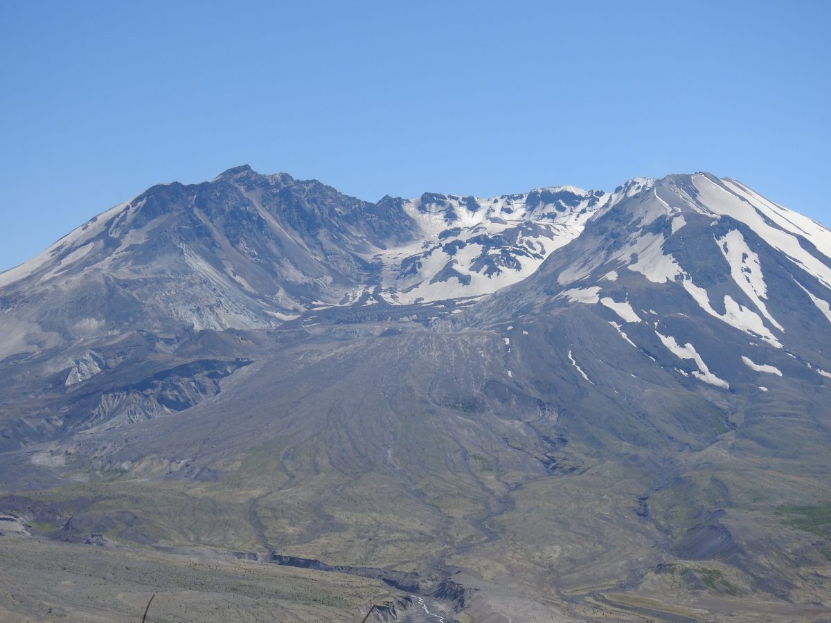 Three Things Thursday: Mount St. Helens