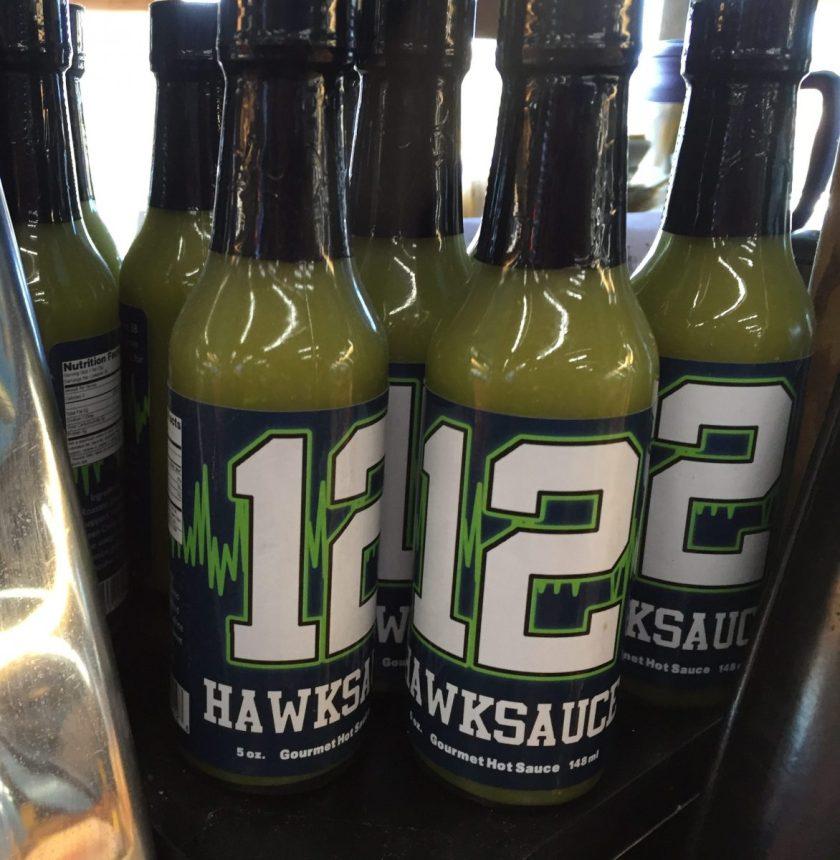 Seahawks Hot Sauce
