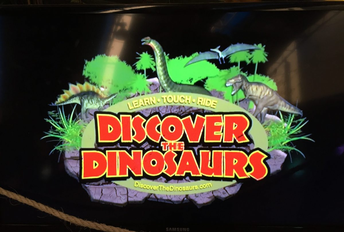 Three Things Thursday: Discover theDinosaurs