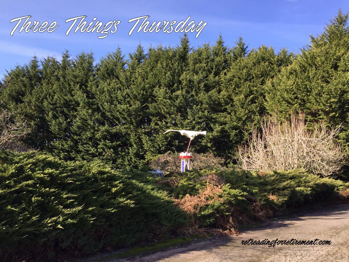 Three Things Thursday: LawnArt
