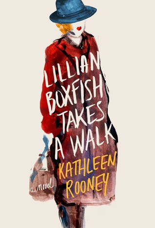 Cover: Lillian Boxfish Takes a Walk