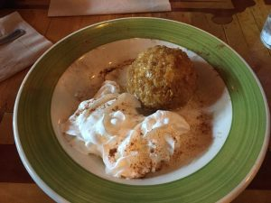 fried ice cream