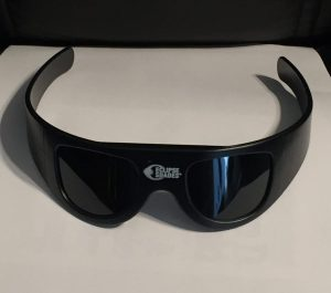 eclipse-viewing glasses