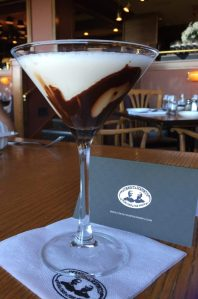Death by Chocolate Martini