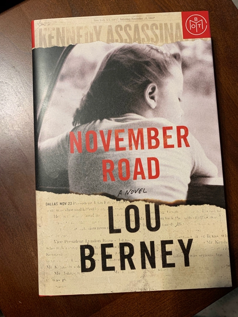 November Road by Lou Berney