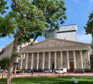Metropolitan Cathedral, Buenos Aires