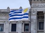 Uruguay flag: sun