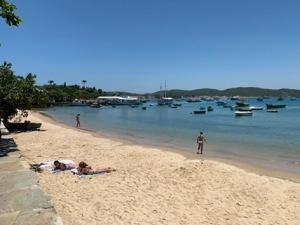 beach at Búzios