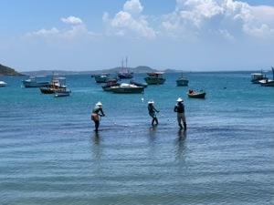 Três Pescadores