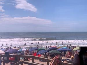 beach at Punta del Este