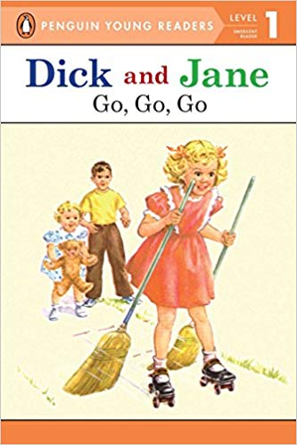 cover: Dick and Jane