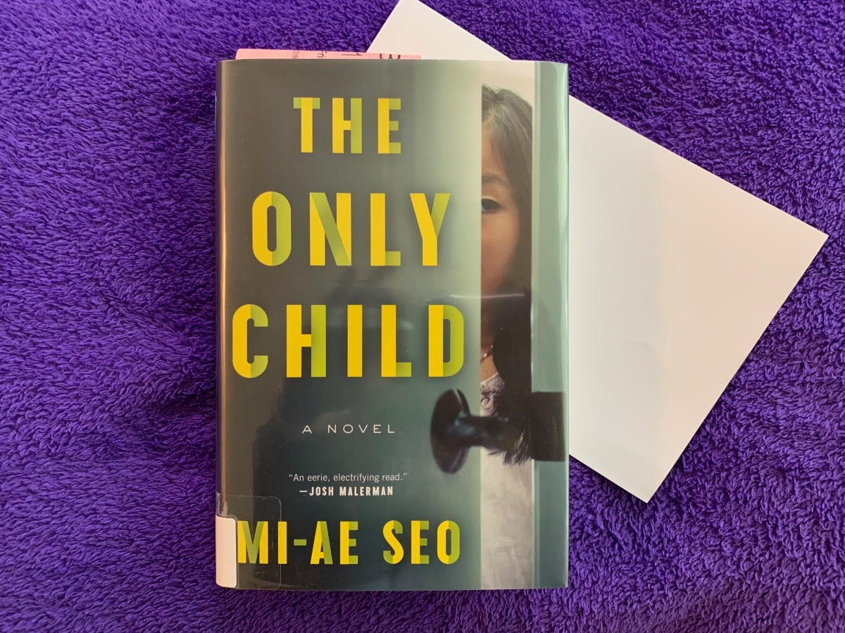 Cover: The Only Child by Mi-ae Seo
