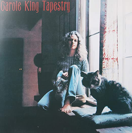 album cover: Tapestry by Carole King
