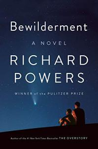 book cover: Bewilderment by Richard Powers